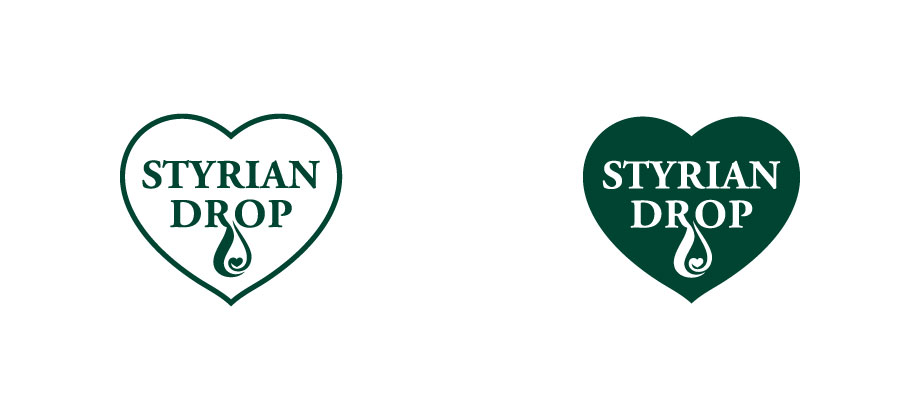 Styrian Drop Logo